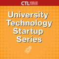 Banner for University Technology Startup Series