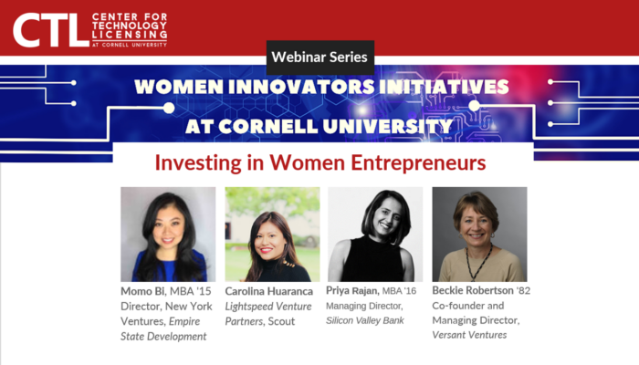 Insights on Investing Into Women Entrepreneurs
